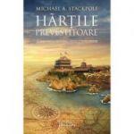 Hartile prevestitoare - Al doilea volum din trilogia Marile Descoperiri