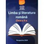 Perspectiva 2020 - Limba si literatura romana, manual clasa a X-a (Florin Ionita)