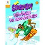 Scooby-Doo! Batalie pe snowboard