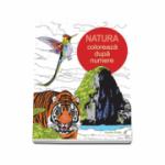 Colectia Coloreaza dupa numere - Natura (Duncan Smith)
