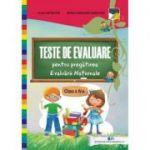 Teste de evaluare pentru pregatirea evaluarii nationale, clasa a IV-a - Alina Anton-Pop