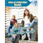 Jurnalul meu scolar pentru vacanta – Limba si literatura romana. Clasa a VII-a