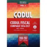 Codul Fiscal Comparat (cod+norme) 2016-2017 - 3 vol.