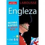 Larousse Engleza - Metoda rapida. Carte si 2 CD