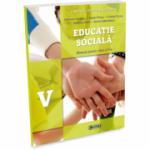 Educație sociala - Manual pentru clasa a V-a (Andreea Ciocalteu)