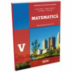 Matematica manual pentru clasa a V-a (Contine editia digitala) - Lenuta Andrei