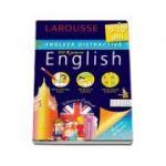 Engleza distractiva 9-10 ani. Larousse (100 de activitati ludice, 100 de jocuri didactice, 100 de exercitii progresive)
