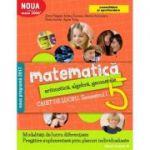 Matematica 2000. Aritmetica, algebra, geometrie. (Consolidare si aprofundare) Caiet de lucru, pentru clasa a V-a. Semestrul I