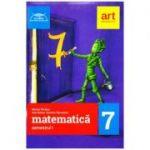 Clubul matematicienilor. Matematica pentru clasa a VII-a, semestrul I (2017)