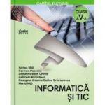 Informatica si TIC - Caietul elevului pentru clasa a V-a