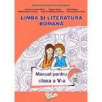 Limba si literatura romana. Manual pentru clasa a V-a (Contine si editia digitala) - Cristina-Loredana Bloju