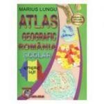 Atlas geografic scolar - Romania