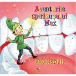 Aventurile spiridusului Max - Dintisorii