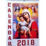 Calendar 2018 Crestin Ortodox