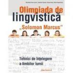 Olimpiada de lingvistica Solomon Marcus. Tehnici de intelegere a limbilor lumii - Valentina Cojocaru