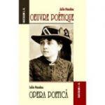 Oeuvre poetique. Opera poetica - Iulia Hasdeu