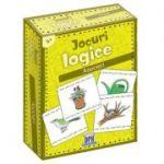 Jocuri logice - Asocieri (48 de jetoane)