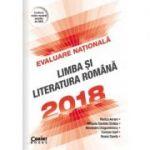 Evaluare nationala Limba si literatura romana 2018 - Conform noilor modele stabilite de MEN