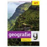Geografie manual clasa a V-a - Silviu Negut