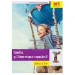 Limba si literatura romana, manual pentru clasa a V-a (Florentina Samihaian)