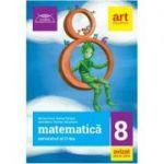Clubul matematicienilor. Matematica pentru clasa a VIII-a, Semestrul II (2018)