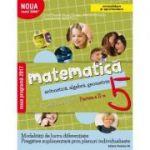 Matematica 2000. Aritmetica, algebra, geometrie. (Consolidare si aprofundare) Caiet de lucru, pentru clasa a V-a. Partea a II-a