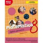 Matematica 2000. Algebra, geometrie. (Consolidare si aprofundare) Caiet de lucru, pentru clasa a VIII-a. Partea a II-a