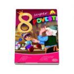 8 Super povesti - Pinocchio (Editie ilustrata)