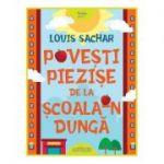 Povesti piezise de la Scoala-n Dunga - Louis Sachar
