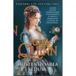 Mostenitoarea sedusa (Julia Quinn)