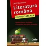 Literatura romana. Analize si compuneri - Caietul elevului pentru clasa a V-a