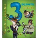 3 minute de poveste - Povesti cu detectivi