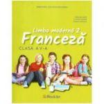 Manual Limba Franceza L2. Clasa a 5-a (avizat MEN) Gina BelabedClaudia DobreDiana Ionescu