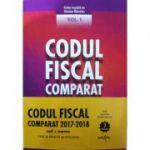 Codul Fiscal Comparat 2017-2018 - 3 vol. (Cod+Norme)