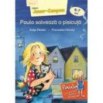 Paula salveaza o pisicuta - Nivel II - 6-7 ani