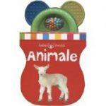 Bebe invata despre animale. Prima carte-jucarie