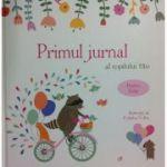 Primul jurnal al copilului tau pentru fetite