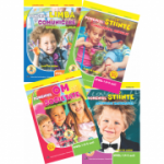 Set 4 Carti Gradinita nivel 4-5 ani