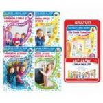 Set patru carti, grupa mare 5-6 ani - Laurentia Culea