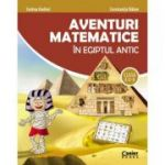 Aventuri matematice în Egiptul Antic, clasa a II-a