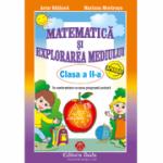 Matematica si explorarea mediului clasa a II-a - Artur Balauca