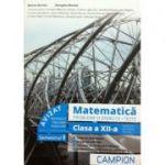 Matematica. Probleme si exercitii, teste clasa a XII-a semestrul 1 (PROFIL TEHNIC) - Inele de polinoame, Integrala definita, Aplicatii ale integralei definite, Probleme pregatitoare bacalaureat
