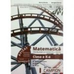 Matematica. Probleme si exercitii, teste clasa a X-a semestrul 1 (PROFIL TEHNIC) - Multimi de numere, functii, ecuatii