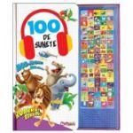 100 de sunete - carte cu diverse sunete