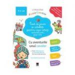 Caiet de jocuri si activitati pentru copii isteti 5-6 ani grupa mare