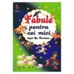 Fabule pentru cei mici - La Fontaine