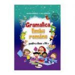Gramatica limbii romane pentru clasa a IV-a - Ana Lapovita, Aurelia Fierascu