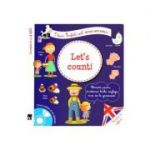 Let's count! + CD - I learn English with Peter and Emily - Annie Sussel