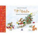 Tifi Papadie salveaza Craciunul familiei