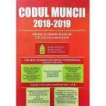 Codul muncii 2018 - 2019